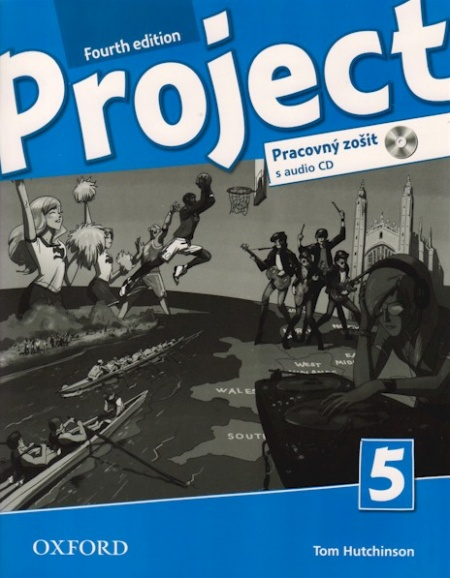 PROJECT Fourth Edition 5: Workbook with Audio CD (SLOVENSKÁ ...