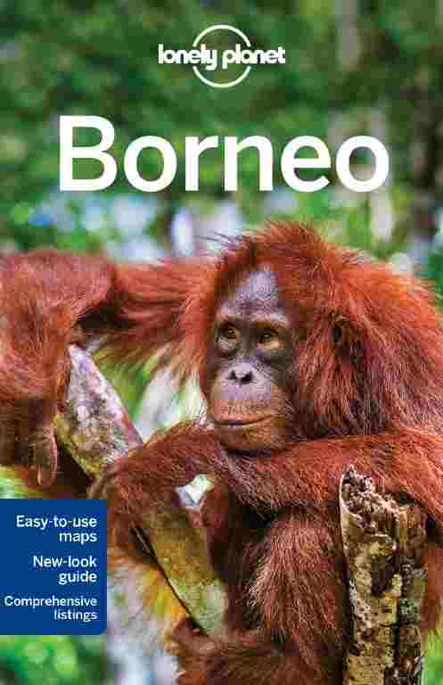 Lonely Planet Borneo 4.