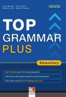 TOP GRAMMAR PLUS ELEMENTARY - FINNIE, R., FRAIN, C., HILL, D...
