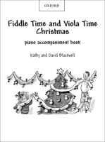 FIDDLE TIME and VIOLA TIME: CHRISTMAS PIANO ACCOMPANIMENT BO...