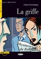 LA GRIFFE + CD (Black Car Readers FRA Level 3) - BOUTÉGEGE, ...