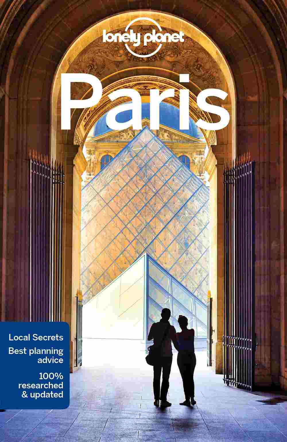 Lonely Planet Paris City 11.