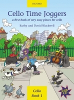 CELLO TIME JOGGERS with AUDIO CD - BLACKWELL, K., BLACKWELL,...