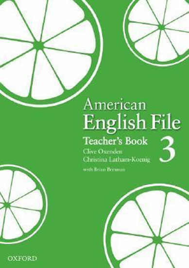 American English File 3 Teacher´s Book