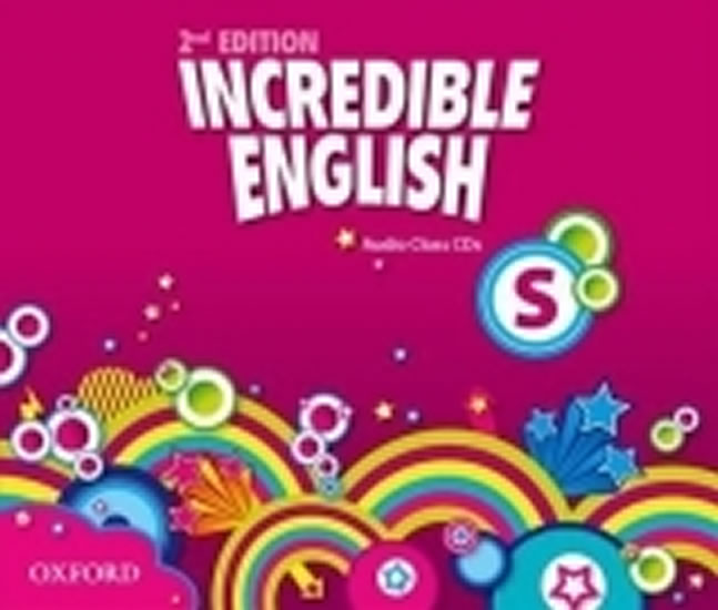 Incredible English Starter Class Audio CD (2nd)