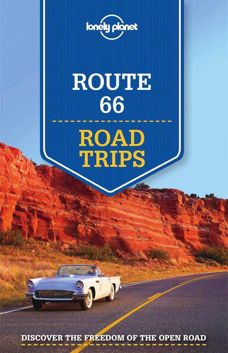 Lonely Planet Route 66 Road Trips 1.