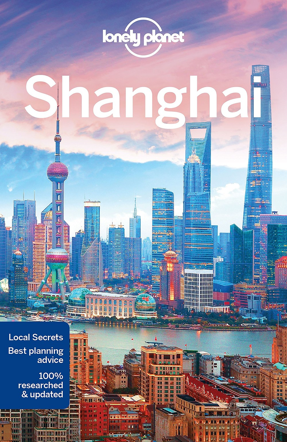 Lonely Planet Shanghai 8.