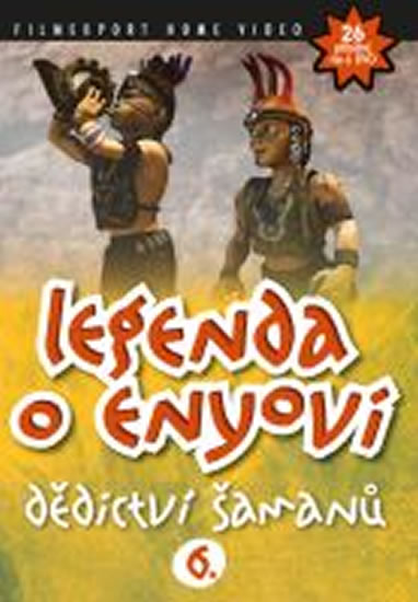 Legenda o Enyovi 6 - DVD