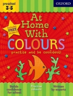 AT HOME WITH COLOURS (Age 3-5) - ACKLAND, J.