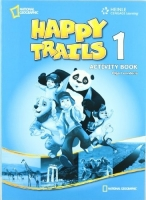 HAPPY TRAILS 1 ACTIVITY BOOK - HEATH, J., LEONDARIS, O.