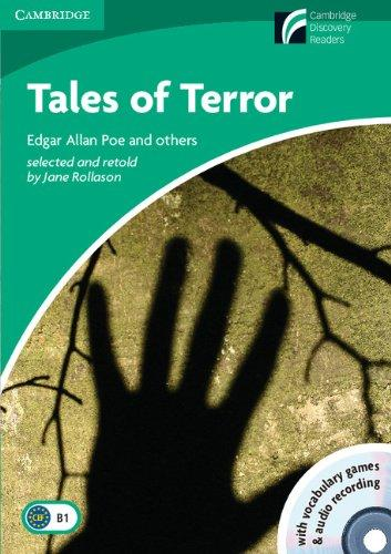 Camb Experience Rdrs Level 3 Lower-intermediate Tales of Terror: w. gratis CD - Adapted by Rollason. Jane