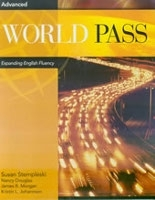 WORLD PASS ADVANCED DVD - CURTIS, A., DOUGLAS, N., JOHANNSEN...