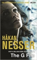 The G File (Van Veeteren Mysteries Book 10) - Hakan Nesser