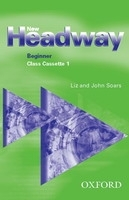 NEW HEADWAY BEGINNER CLASS AUDIO CASSETTES /2/ - SOARS, J., ...