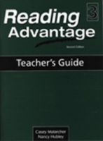 READING ADVANTAGE Second Edition 3 TEACHER´S GUIDE - MALARCHER, C., HUBLEY, N.
