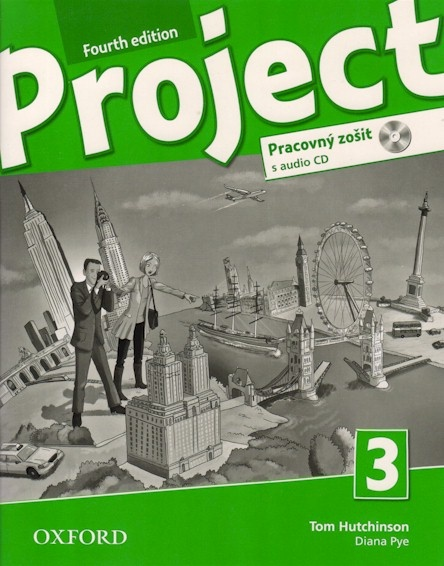 PROJECT Fourth Edition 3: Workbook with Audio CD (SLOVENSKÁ ...