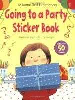 First Experience Sticker Book Going to a Party - CIVARDI, A.