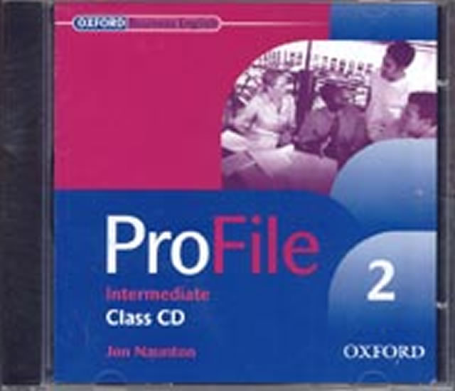 Profile 2 Class Audio CD
