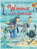 WINNIE AT THE SEASIDE - PAUL, K., THOMAS, V.