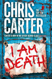 I Am Death (Robert Hunter 7) - Carter, C.
