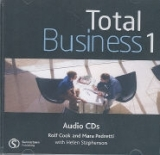 TOTAL BUSINESS PRE-INTERMEDIATE CLASS AUDIO CD - COOK, R., PEDRETTI, M.