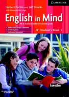 English in Mind Level 1 Student's Book, Workbook with Audio ...