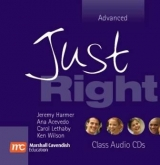 JUST RIGHT ADVANCED CLASS AUDIO CDs /2/ - ACEVEDO, A., HARME...