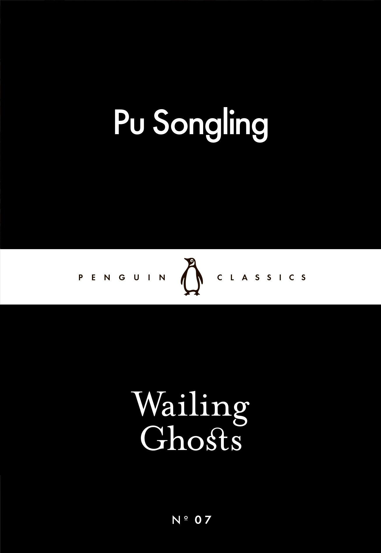Wailing Ghosts (Little Black Classics) - Songling, P.