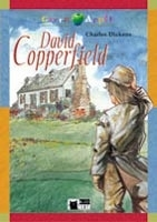 DAVID COPPERFIELD + CD (Black Cat Readers Level 2 * Green Ap...