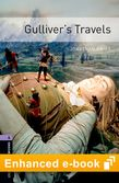Oxford Bookworms Library New Edition 4 Gulliver's Travels OLB eBook + Audio - Jonathan Swift, Clare West