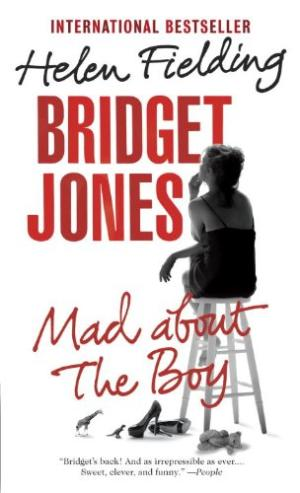 BRIDGET JONES: MAD ABOUT A BOY - akce HB - Helen Fielding