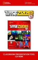 TIME ZONES 1 CLASSROOM PRESENTATION CD-ROM - COLLINS, T., FRAZIER, C., FRAZIER, R., MAPLES, M. J., WILKIN, J.