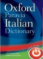 OXFORD-PARAVIA ITALIAN DICTIONARY 3rd Edition - OXFORD DICTI...