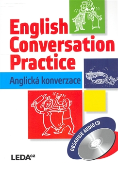 LEDA English Conversation Practice + CD