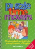 PUZZLE TIME FOR MOVERS - MARKS, J.