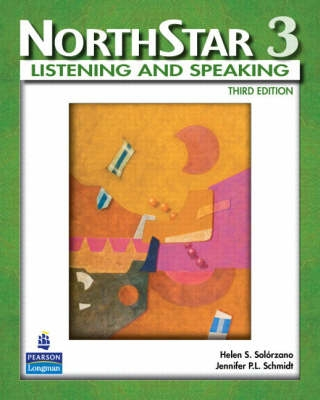 NorthStar, Listening and Speaking 3 (Student Book Alone)