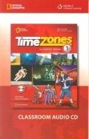 TIME ZONES 1 CLASSROOM AUDIO CD - COLLINS, T., FRAZIER, C., ...
