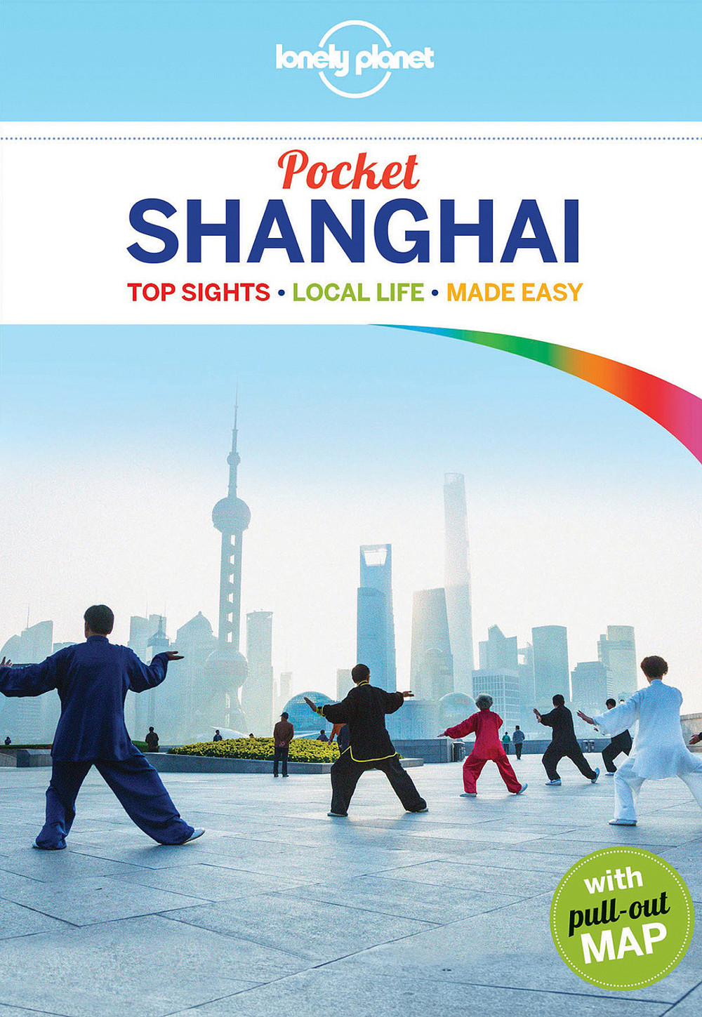 Lonely Planet Shanghai Pocket guide 4.