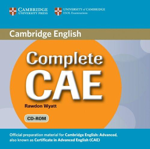 Complete CAE SB Pack (SB with Answers & CD-ROM, Class Audio ...