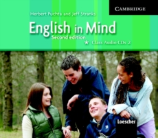 English in Mind 2 Class Audio CDs (3) Italian Edition