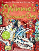 WINNIE´S DINOSAUR DAY with AUDIO CD - THOMAS, V., PAUL, K.