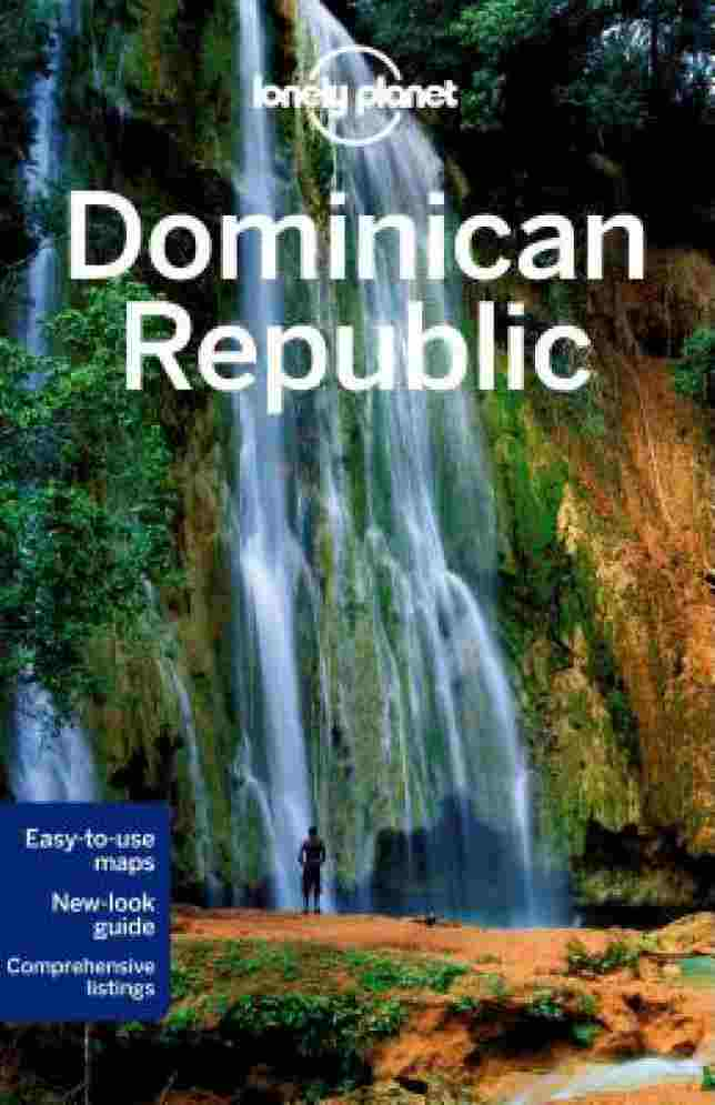 Lonely Planet Dominican Republic 6.