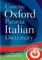 CONCISE OXFORD-PARAVIA ITALIAN DICTIONARY Second Edition - O...