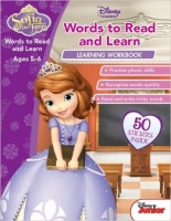 Sofia the First - Words to Read and Learn, Ages 5-6 (Disney ...