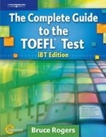 THE COMPLETE GUIDE TO THE TOEFL IBT 4th Edition + CD-ROM PAC...