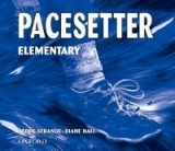 PACESETTER ELEMENTARY CLASS AUDIO CDs /2/ - HALL, D., STRANG...