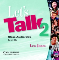 Let's Talk 2 Class Audio CDs