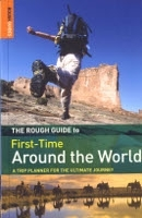 Rough Guide First-Time Around the World - LANSKY, D.