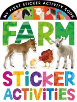 Farm Sticker Activities (My First Sticker Activity Book) - Rusling, A.