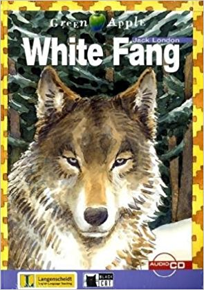 WHITE FANG + CD (Black Cat Readers Level 2 * Green Apple Edition) - LONDON, J.